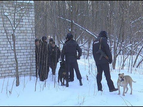 Подозреваемого в убийстве Гульшат Котенковой привезли на место преступления