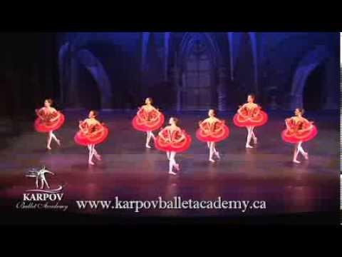 An evening of classical ballet  2013 -  Act 1 Highlights
