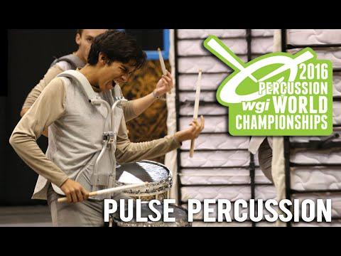 WGI 2016: Pulse Percussion (FULL SHOW)