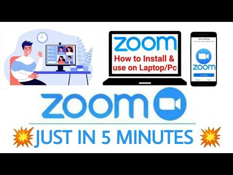 Aplikasi Zoom Untuk Laptop Windows 7