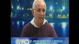 Entrevista Pe. Airton Freire - TV Jangadeiro - 1/3