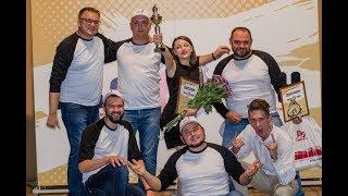 Команда КВН Шутки в Сторону (НКМЗ, Краматорск) Финал Новокраматорской Лиги КВН