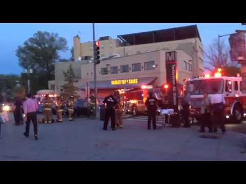 Blast  fire, evacuation explosion at Washington , #DC metro station