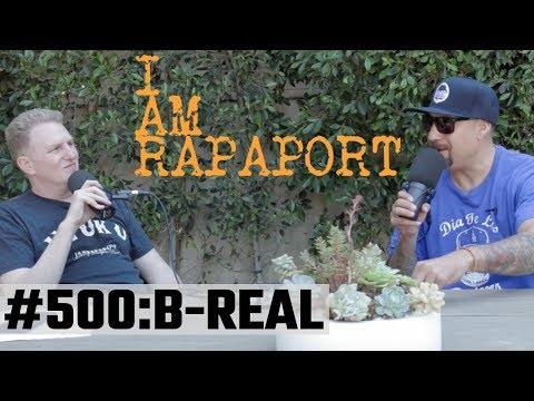I Am Rapaport Stereo Podcast Episode 500: BReal VIDEO