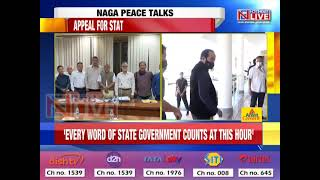 NNPGs appeal for statesmanship from Nagaland Govt