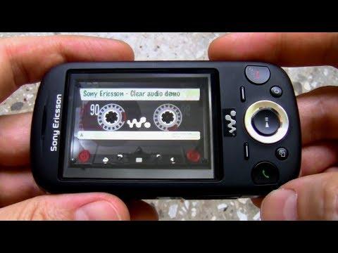 Sony Ericsson Zylo W20i Music Phone