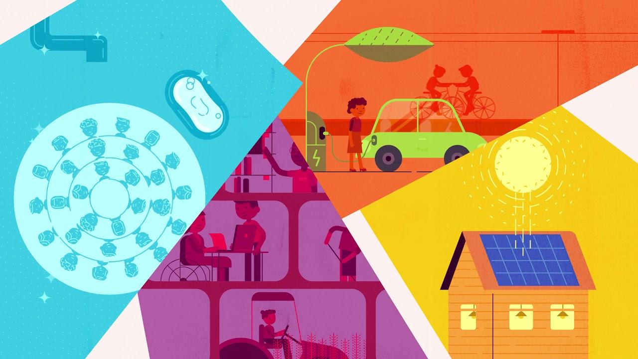 UN Sustainable Development Goals - Overview