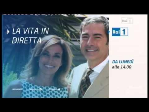 La Vita in Diretta - Da lunedì 7 settembre alle 14.00 su Rai1