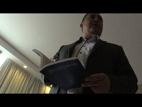 A Venezuelan pastor wants to be president