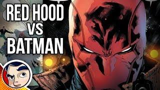 Red Hood Vs Batman... Rebirth Finale... - Complete Story
