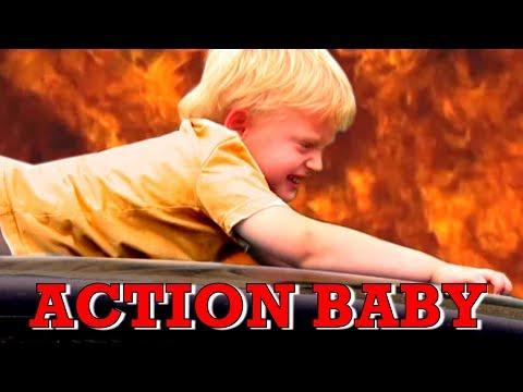Action Baby   Short Film   Action, Comedy   Bibble Bros