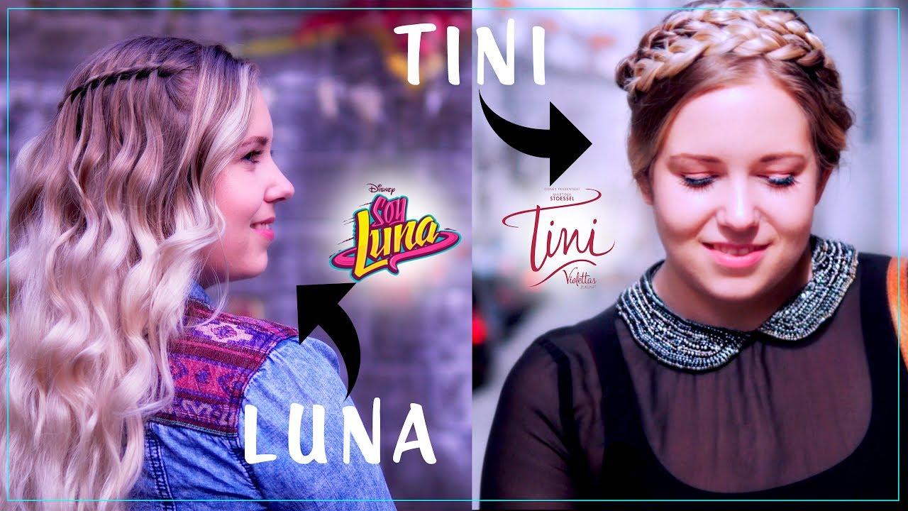 Lunas Und Tinis Frisur Aus Serie Und Film
