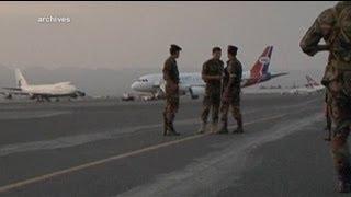 إعادة فتح مطار صنعاء الدولي