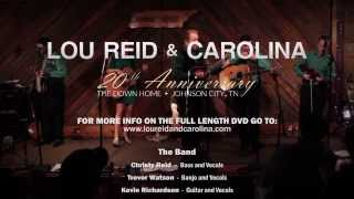 "Lou Reid & Carolina - ""Mountain Girl"" - Live at The Down Home"