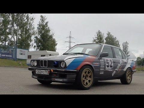 Обзор BMW M3 PYAR Sport на MaxPowerCars Yokohama Open Cup