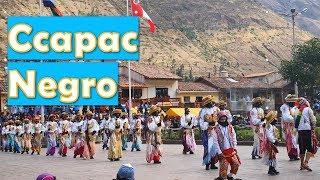 Ccapac Negro ▶️ Festividad Virgen del Carmen de Pisac 2018 🔥💖✨ UHD 4K
