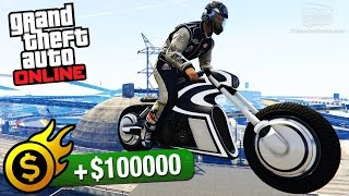 Repeat youtube video GTA Online - Premium Race #27 - Over and Under (Cunning Stunts)