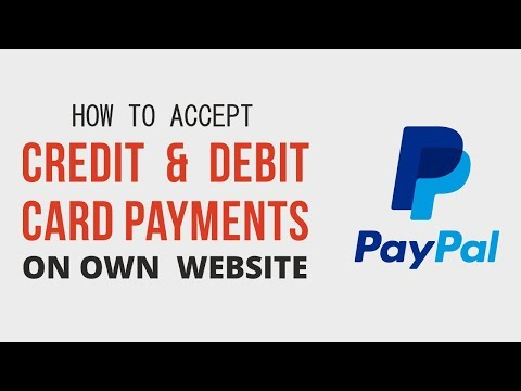 PayPal Express Checkout - Accept Direct Credit & Debit Card Payments On Own Website - WooCommerce