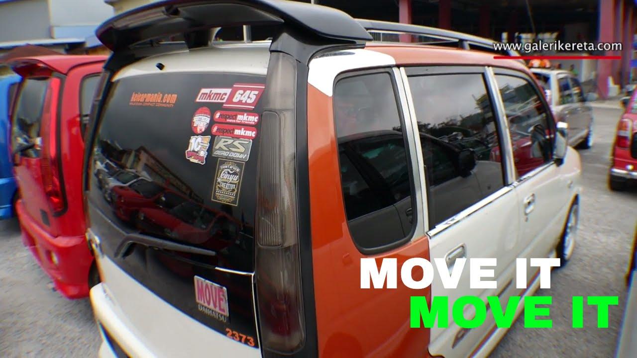 Custom Colour Kenari Move Stance Modified 10th Anniversary