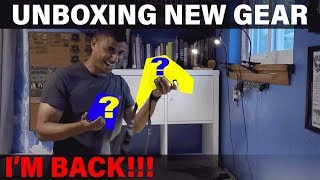homepage tile video photo for I'm Back With NEW Gear That Will IMPROVE My Videos!
