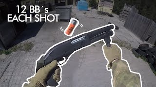 The Most Realistic Airsoft Shotgun