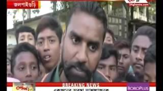 Jalpaiguri: School ransack finger at TMC leader