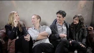 vuclip Brit Marling, Alexander Skarsgard, Ellen Page, Zal Batmanglij on 'The East': Sundance Film Festival