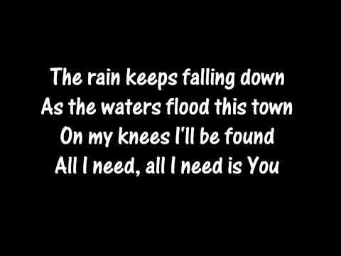 All I Need- Rhett Walker Band