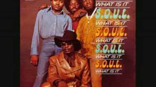 S.O.U.L. - Message From A Black Man