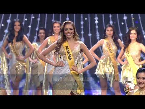 Miss Grand Panama 2020 | Angie Keith | Top 20