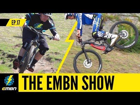 How Is E Bike Riding Changing Mountain Biking? | EMBN Show Ep. 17