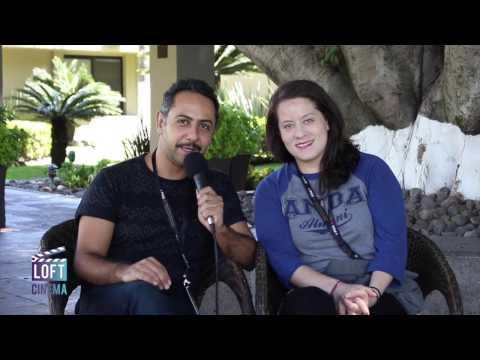 Humberto Busto presenta el corto Julkita en Guadalajara  LOFT CINEMA