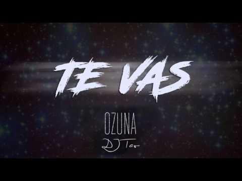 Te VasDJ TAO Ozuna Remix (dj renny)