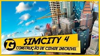 Simcity 4 - COMO COMEÇAR A SUA CIDADE - Gameplay em Português!