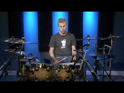Advanced Ghost Notes - Drum Lesson (DRUMEO)