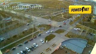 ДТП (авария г. Волжский) ул. Дружбы ул. Оломоуцкая 25-11-2019 17-16