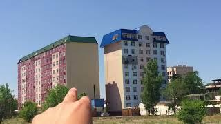 Бишкек-2018, Новые Элитки в районе старого Аэропорта.