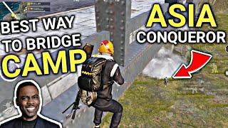I Do Bridge Camp In Conqueror Season 7 And This Happened