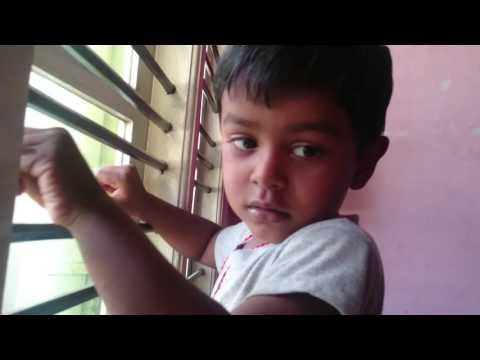 Shoot The Kuruvi child Song Video