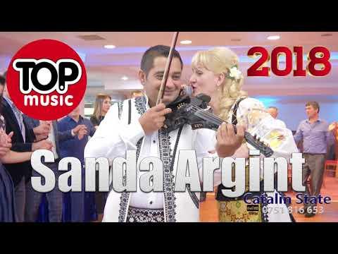 Sanda Argint Live - Colaj - Ascultare , Hore si Sarbe - * NOU 2018 *