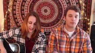 Ain't It Fun - Paramore (cover) Gina Marsh & Ian Simmons