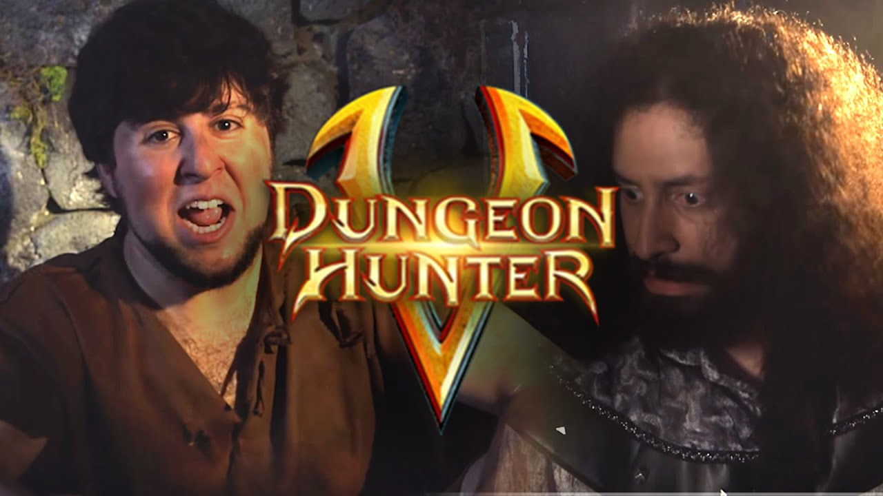 Hunting DUNGEONS!! (In a dungeon...)