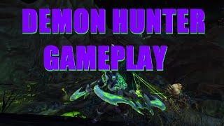 Bajheera - Demon Hunter Starting Zone (Full Playthrough) - WoW Legion Alpha Gameplay