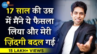 है JOSH, तो हर रास्ता है आसान   Him-eesh Madaan   Josh Talks Hindi   SUBSCRIBERS WEEK
