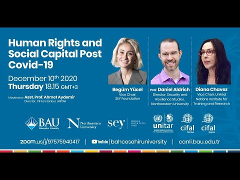 Human Rights and Social Capital Post Covid-19