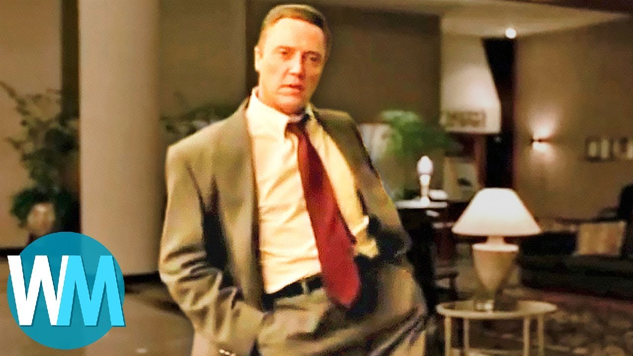 Top 10 Awesome Christopher Walken Dance Moments Youtube