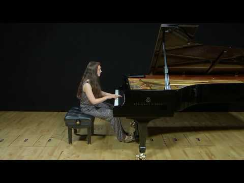 "Henri Dutilleux - ""Sonate pour piano"" (3rd mov.)"