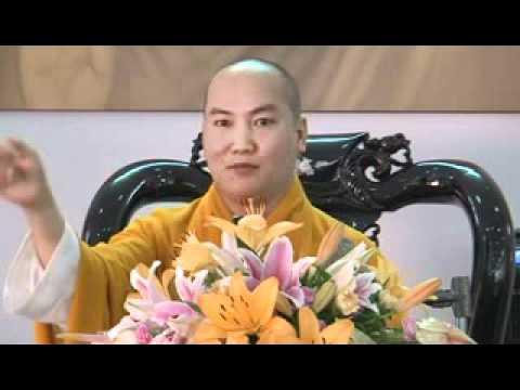 Vi Vo Minh Con Tao Loi Lam 1/2 - DD Thich Phuoc Tien