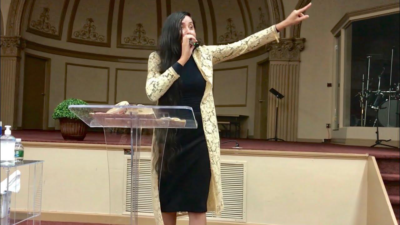Seja cheio do Poder de Deus para propagar o Evangelho - Wanuzia Marcks