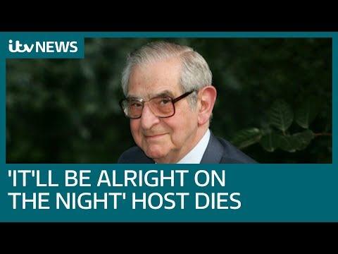 'It'll Be Alright On The Night' host Denis Norden dies aged 96 | ITV News